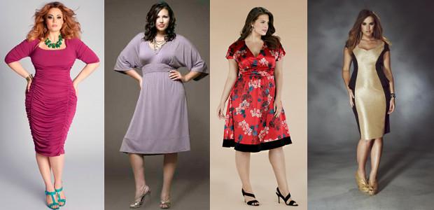 Платье-футляр для полных в приятных тонах