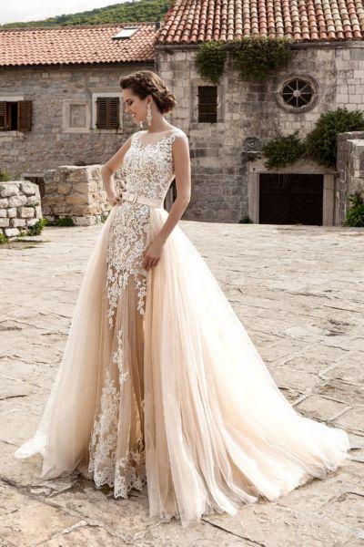Платье под тон кожи
