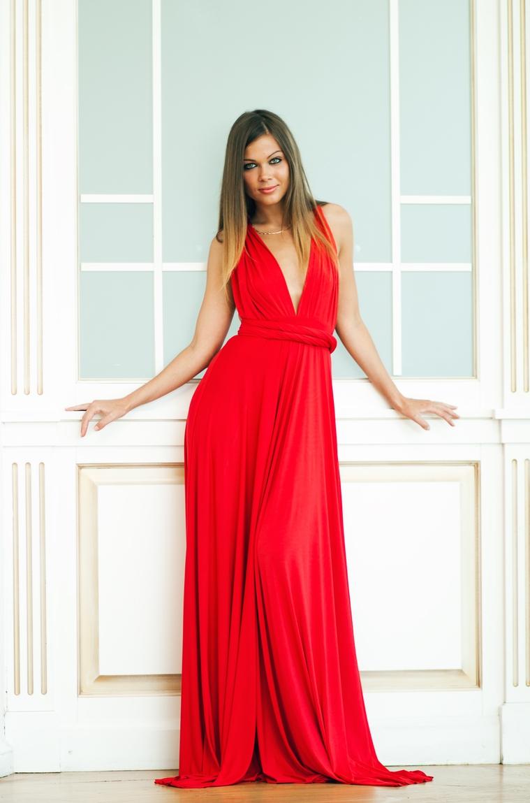 Платье-трансформер Инфинити