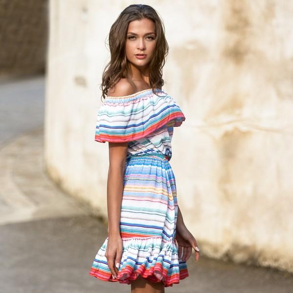 Пляжные платья и сарафаны