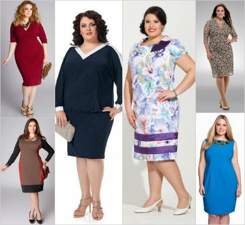 Почему полные женщины предпочитают платье-футляр