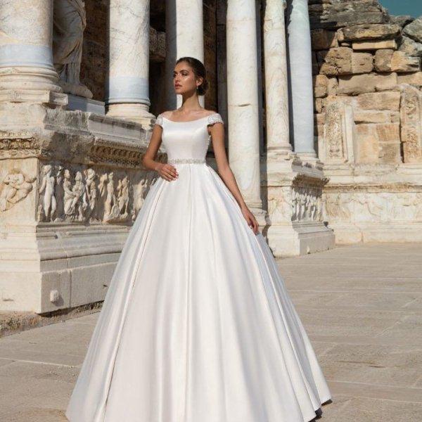 Пышная юбка платья