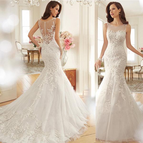 Русалка платье