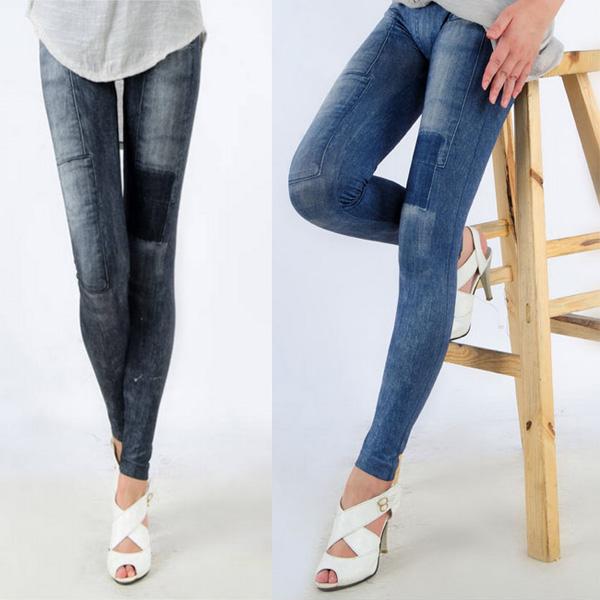 С чем лучше всего носить облегающие джинсы
