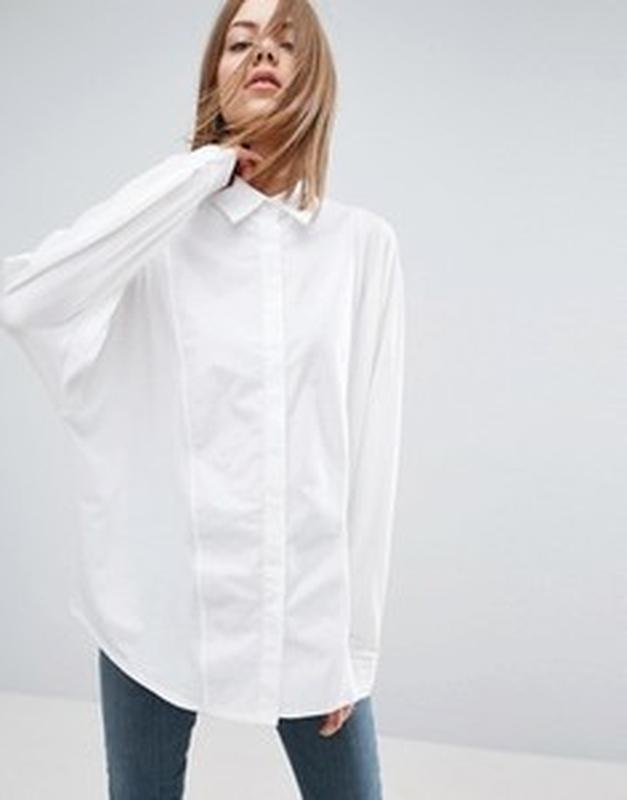 Широкая рубашка
