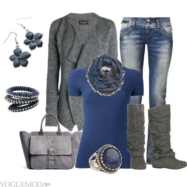 Синий цвет лука