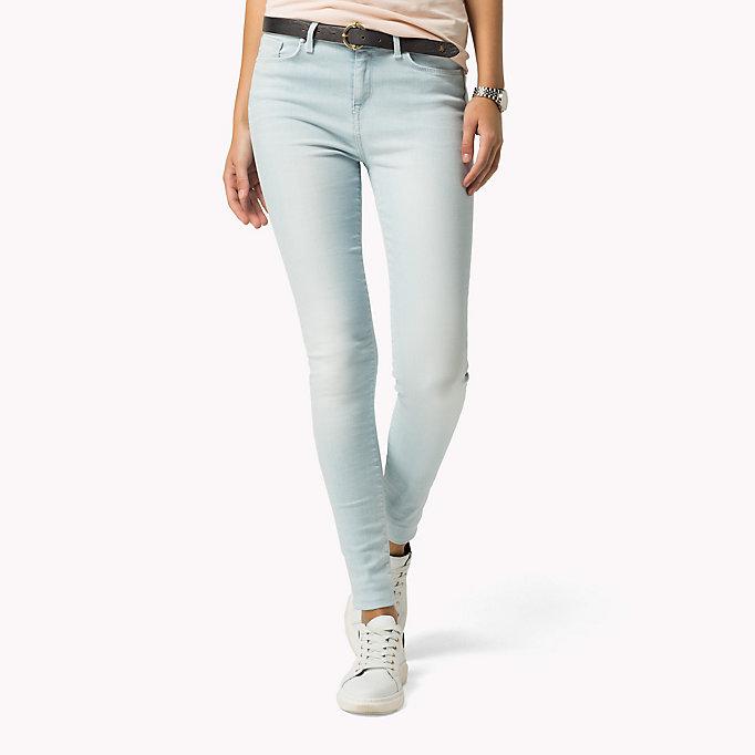 Супероблегающие джинсы пуш-ап