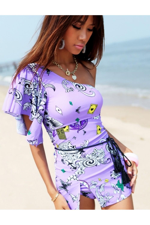 Светло-фиолетовый цвет