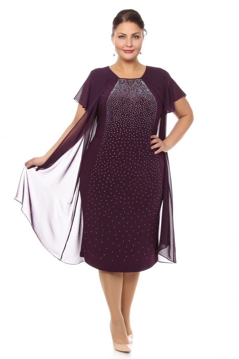 Свободный фасон платья