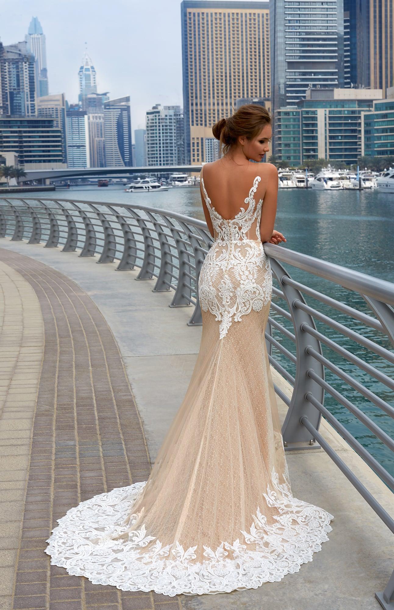 Тип платья русалка
