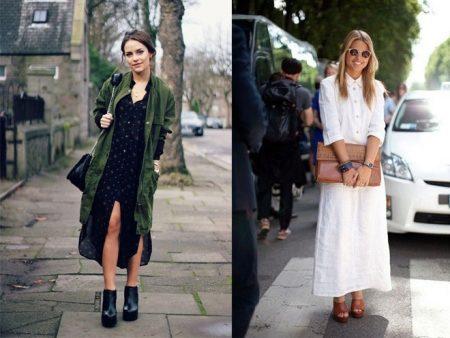 Типы одежды для лета