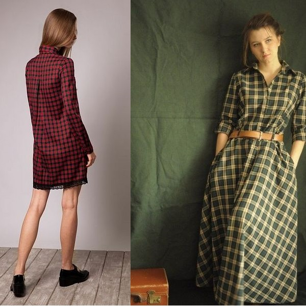 Ткань для платья как выбрать