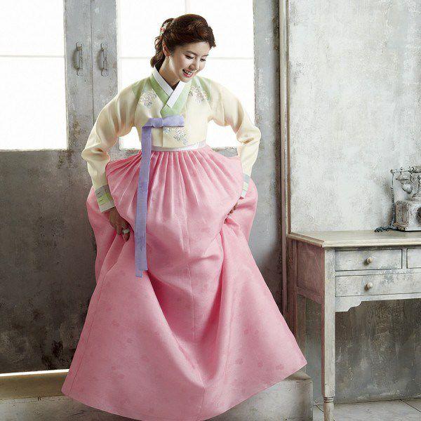 Традиционные корейские наряды