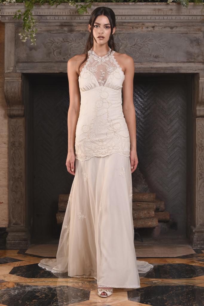 3a88585b5e12c9a Скромные свадебные платья, варианты оформления, длины и декора