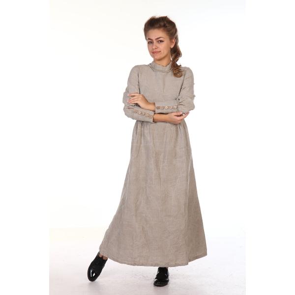 Длина платья миди для полных девушек