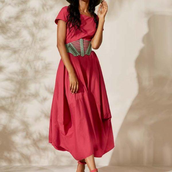 Красивый цвет платья