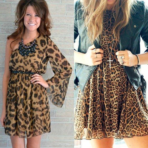Леопардовая модель