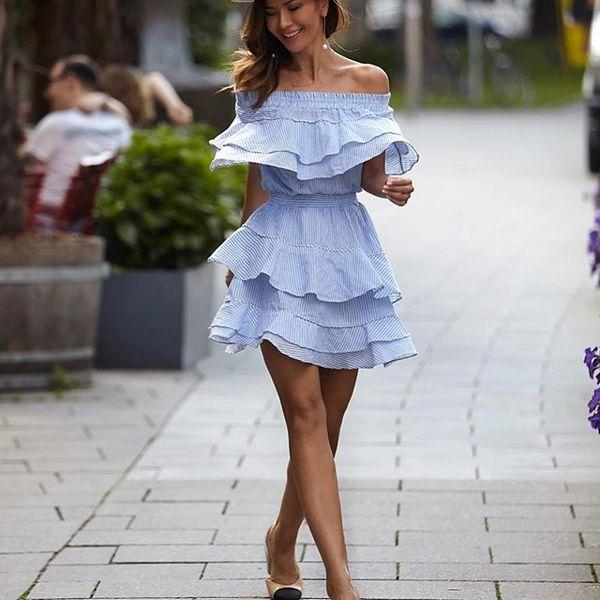 0283130d931 Фасоны летних платьев