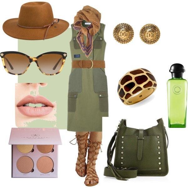 Подбор индивидуального стиля в одежде
