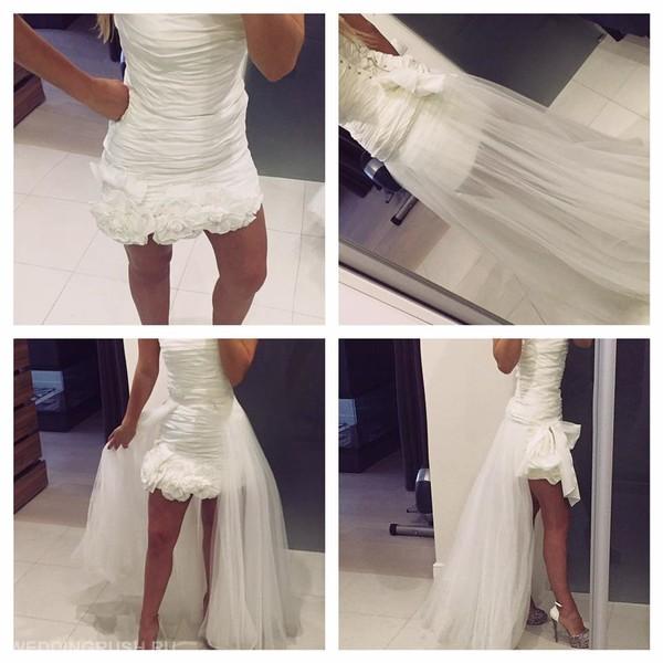 Шикарный наряд на свадьбу