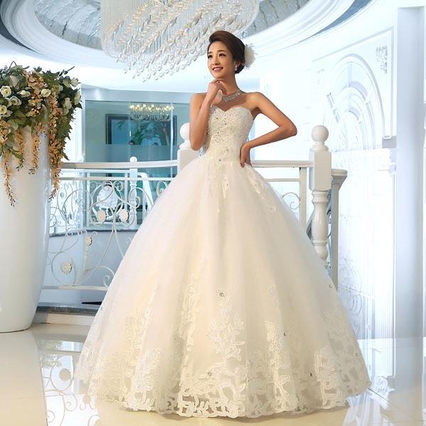 Свадебное пышное платье трансформер — современный выбор