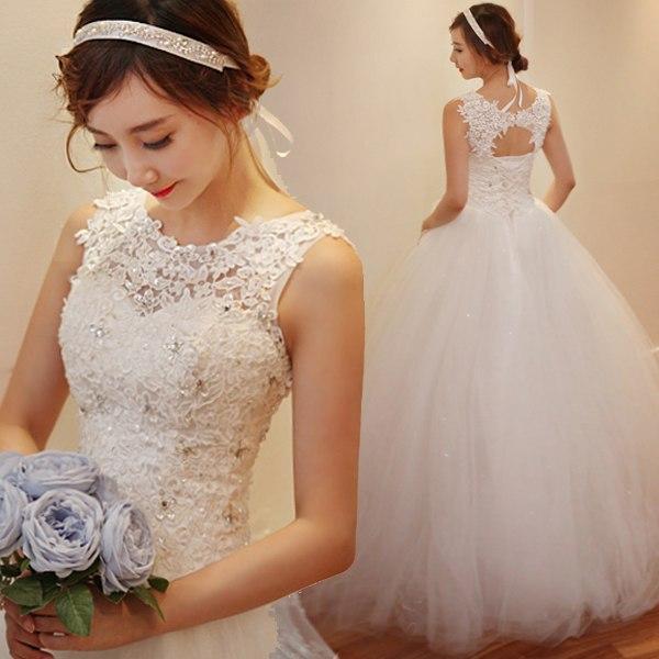 Выбираем платье для невесты