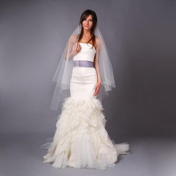 Испанский стиль одежды для невест
