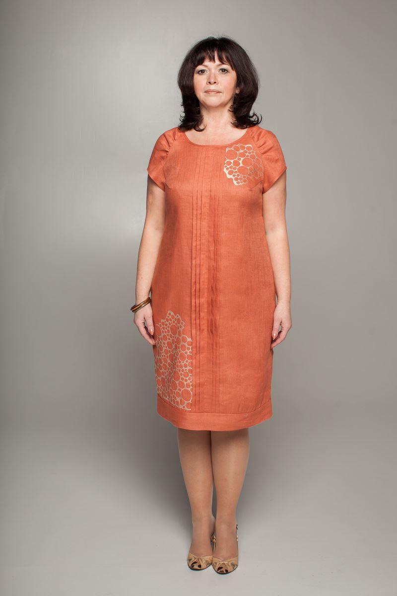 Letnie-platya-dlya-polnyh-zhenshhin Платье из шифона для женщины 50 лет, особенности и трендовые модели