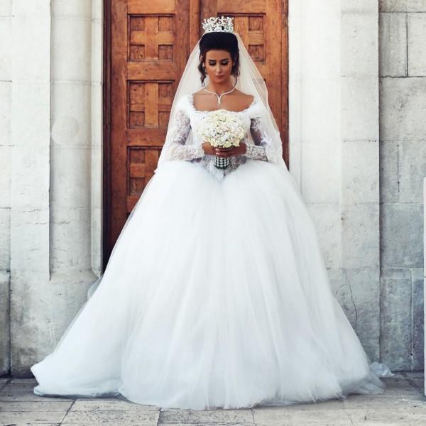 Новинки в свадебной моде