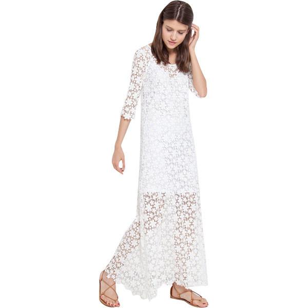 Оригинальный свадебный наряд для юной леди