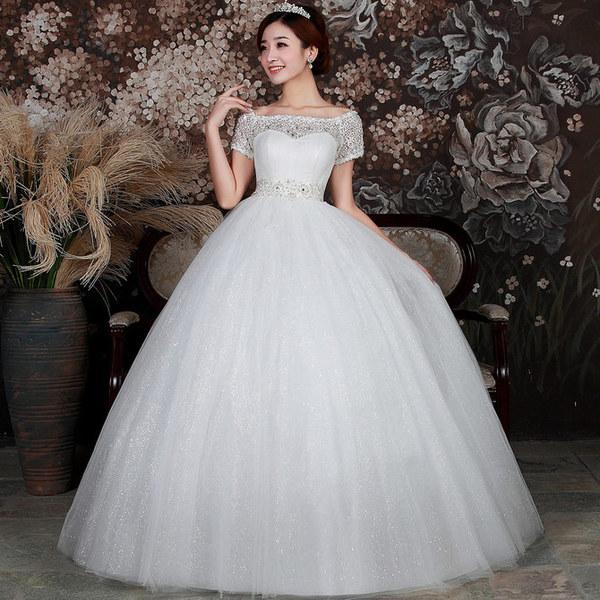 Выбираем по фигуре платье для невесты