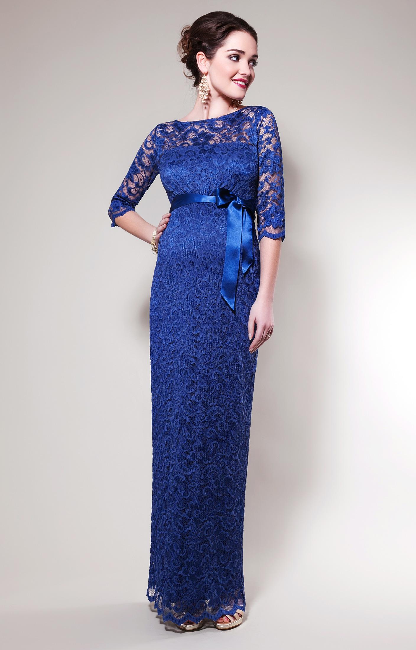 Кружевное платье для беременных