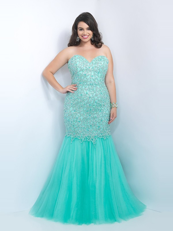красивое платье для полных девушек