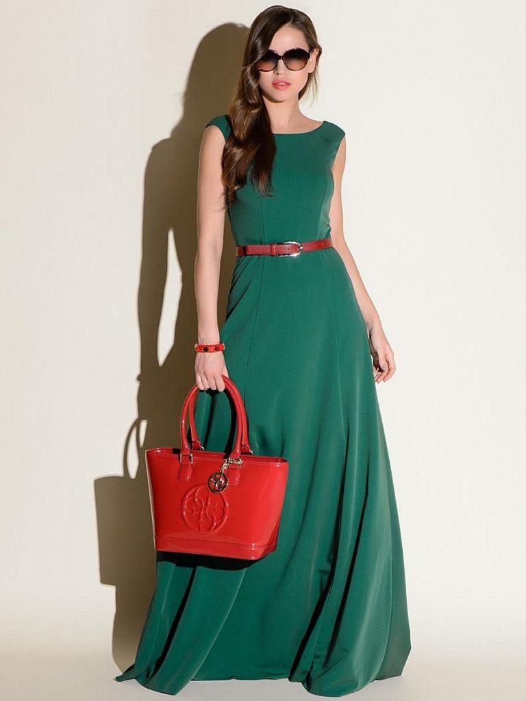 остальные образ в зеленом платье фото хотите