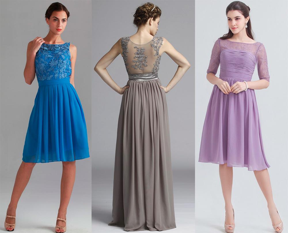 756399ebab7 С чем носить шифоновое платье