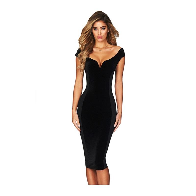 Pesochnye-chasy-1 Модный тренд весна-лето 2019-2020: платья с открытыми плечами и блузы с открытыми плечами