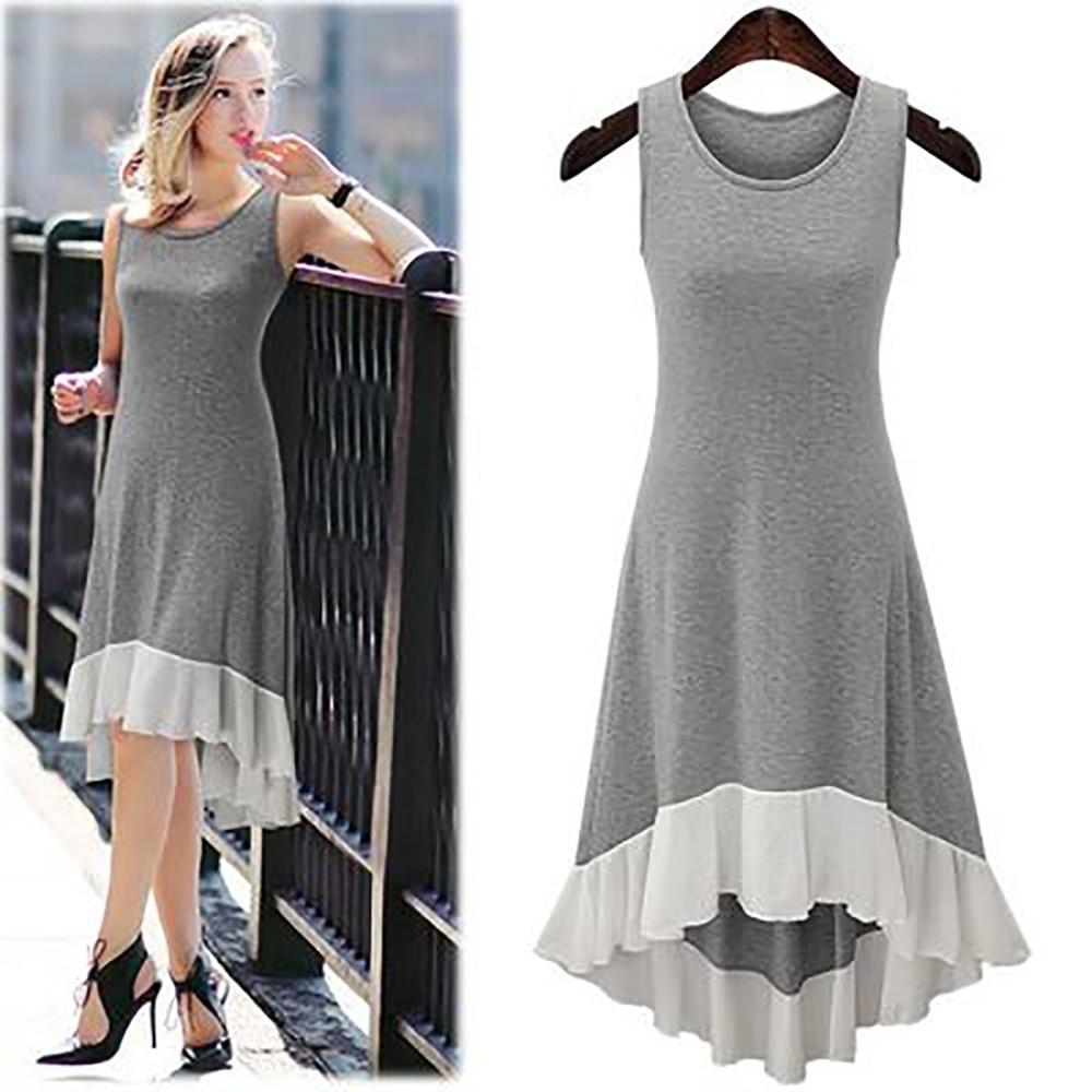 Вариант увеличения длины платья