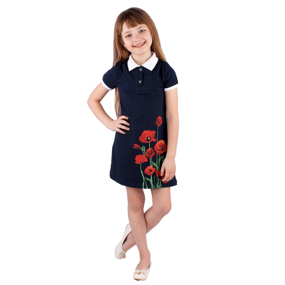 классическое платье для девочек