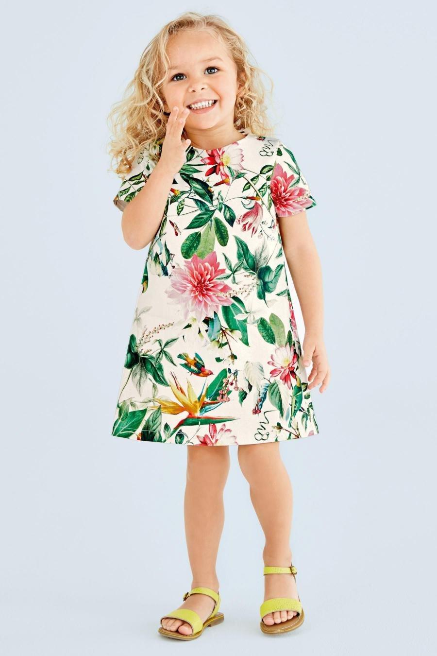 летнее платье NEXT дл девочки