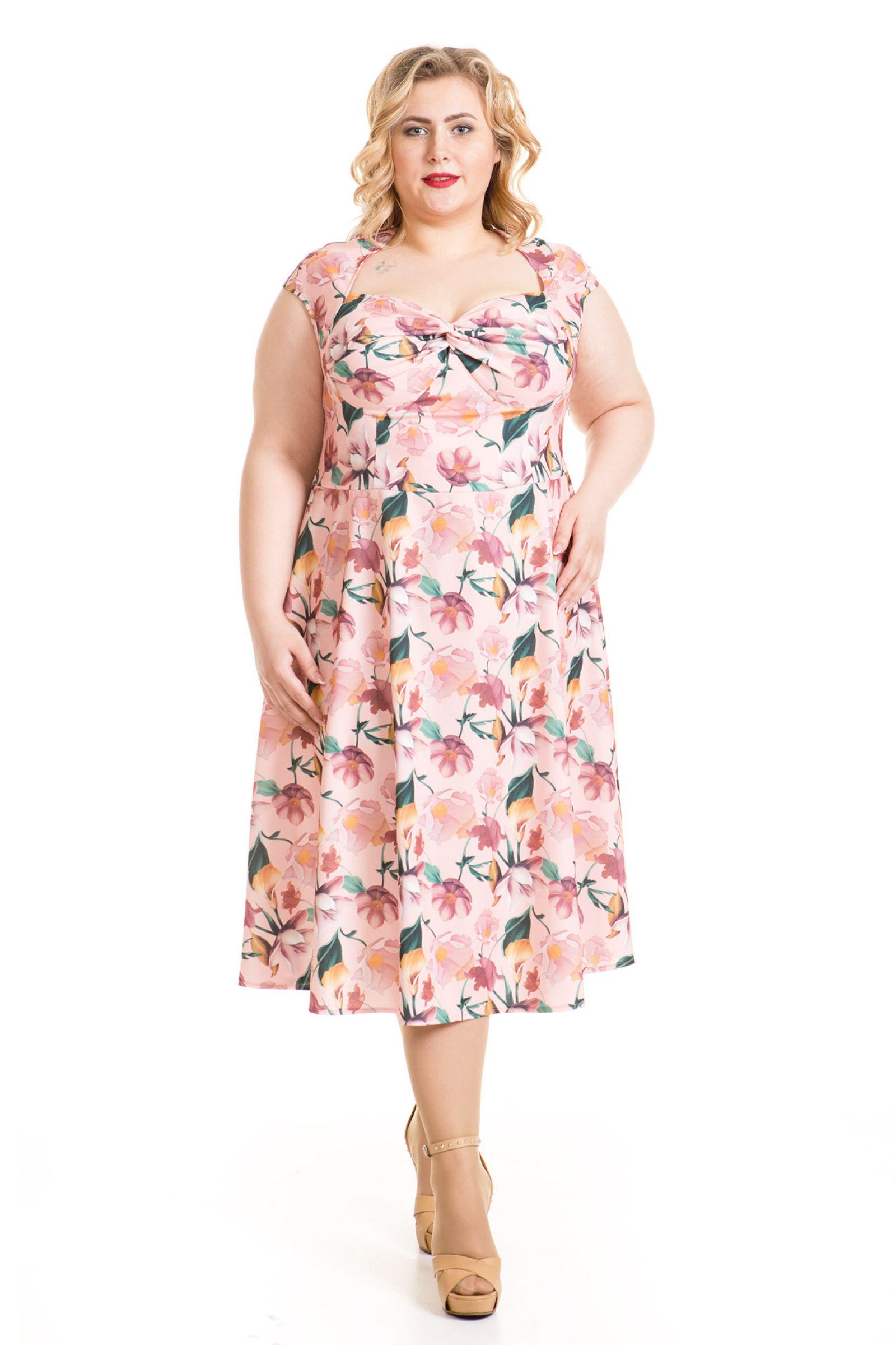 a18a2073014 нарядное летнее платье для полных