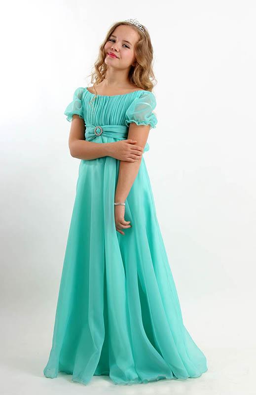 платье в стиле ампир для девочки