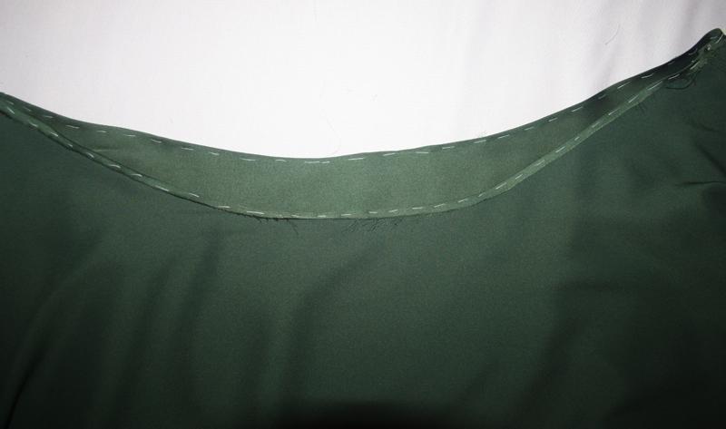 Из какой ткани шить юбку-солнце