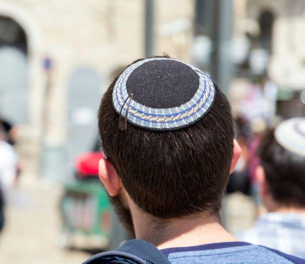 Головной убор еврейки