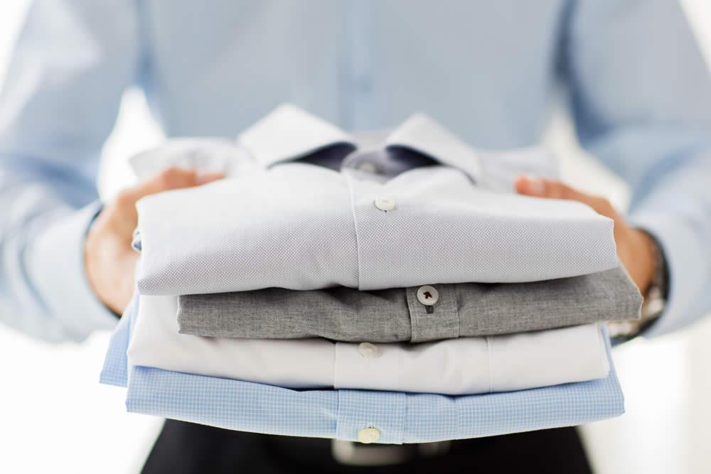 Пошаговая инструкция, как правильно складывать рубашки разных моделей