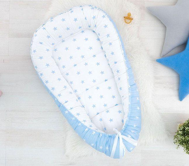 Гнездышко кокон для новорожденных своими руками